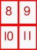 "Christmas Math Game - ""Bah Humbug"" Ten Frame Number Building Game"
