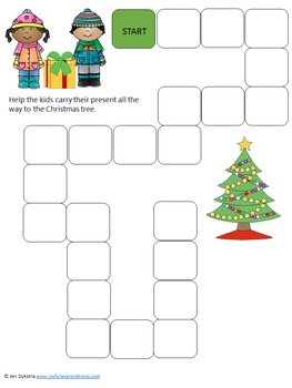 Christmas Math Games