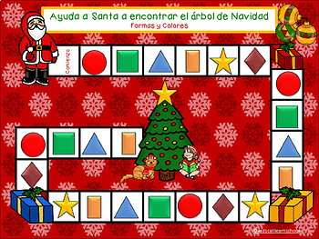 Christmas Math Games-Bilingual