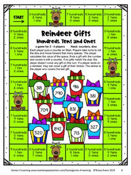 Christmas Math Games Second Grade: Fun Christmas Activities