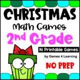 Christmas Activities: Christmas Math Games 2nd Grade: Chri