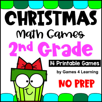 Christmas Math Games Second Grade: Fun Christmas Activitie