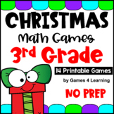 Christmas Math Games Third Grade: Fun Christmas Activities