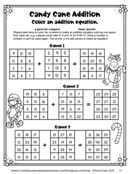 christmas math games third grade fun christmas activities by games 4 learning. Black Bedroom Furniture Sets. Home Design Ideas