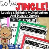 Christmas Math Activities | Holiday Math Games