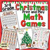 3rd Grade Christmas Math Games - 3rd Grade Christmas Math Activities
