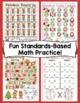 Christmas Math Games - 5th Grade