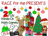Christmas Math Games for Kindergarten to Grade Two