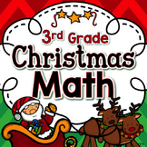 3rd Grade Christmas Math: 3rd Grade Christmas Activities