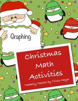 Christmas Math Graphing