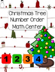 Christmas Math Centers and Games Growing Bundle