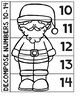 Christmas Math Interactive Notebook | Worksheets