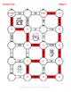 Christmas Math: Length Conversions Maze - U.S. Customary Units