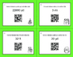 Christmas Math: Length Conversions U.S. Customary Unit QR Code Task Cards
