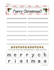 Christmas Math & Literacy Packet