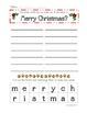 Christmas Math & Literacy Packet