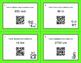 Christmas Math: Metric Length Conversions QR Code Task Cards