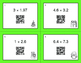 Christmas Math: Multiplying Decimals QR Code Task Cards