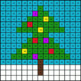 Christmas Math: Multiplying Integers - Mystery Picture - Google Forms