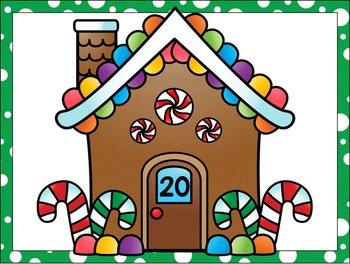 Christmas Math ~ Numbers 1 - 20