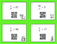 Christmas Math: One Step Equations (Multiplication & Division) QR Task Cards