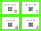 Christmas Math: Order of Operations QR Code Task Cards