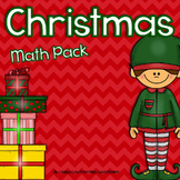 Christmas Math Pack