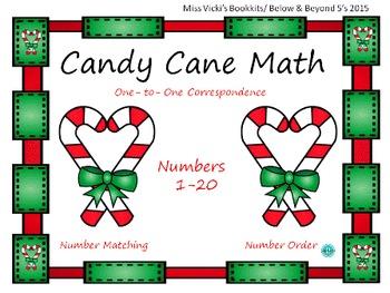 Christmas Math Interactive Notebook