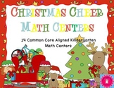 Christmas Math Pack Common Core Aligned 14 full centers+