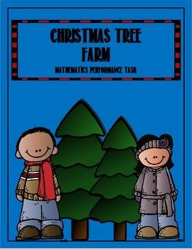 Christmas Math Performance Tasks Combo