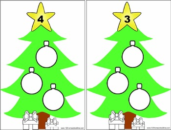 Christmas Math Practice (2nd, 3rd, 4th Grade)