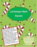 Christmas Math Printable Pack