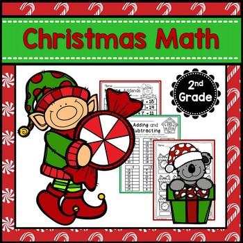 Christmas Math Printables