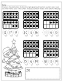 Christmas Math Printables- Numbers 11-20