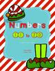 Christmas Math Printables- Numbers 11-20