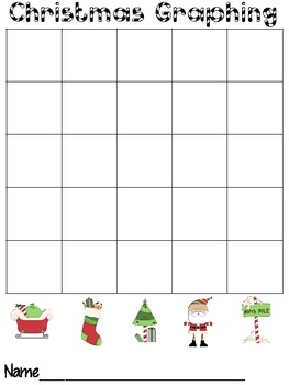 Christmas Math Printables Pack