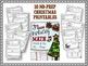 Christmas Math Printables - Third Grade