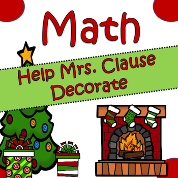 Christmas Math Project/Activity