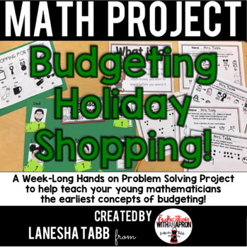 Christmas Math Project- Primary
