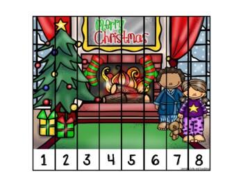 Christmas Math Puzzles
