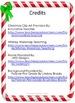 Christmas Math Multiplication QR Fact 9's