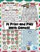 Christmas Math Games: Reindeer Games - 5th Grade