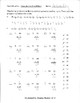 Christmas - Math Riddle - Double Digit Addition Worksheet - Fun Math