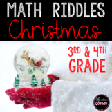 Christmas Math Worksheets #2