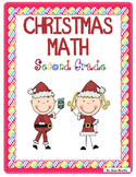 Christmas Math - Second Grade