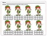 Christmas Math Sheet