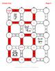 Christmas Math: Simplifying an Improper Fractions Maze
