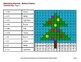 Christmas Math: Subtracting Decimals - Color-By-Number Mystery Pictures