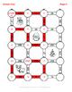 Christmas Math: Time Conversion Maze