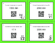 Christmas Math: Time Conversion: Minutes & Hours QR Code Task Cards